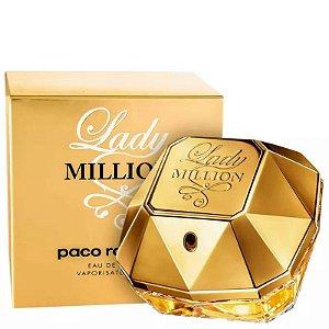 Lady Million Paco Rabanne Eau de Parfum 80ml