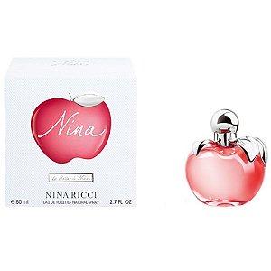Perfume Nina Eau de Toilette Feminino 80ml - Nina Ricci