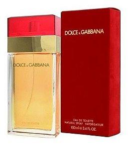 Dolce & Gabbana Eau de Toilette Feminino 100ml