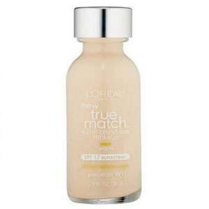 Base True Match W1 Porcelain 30ml - Loréal