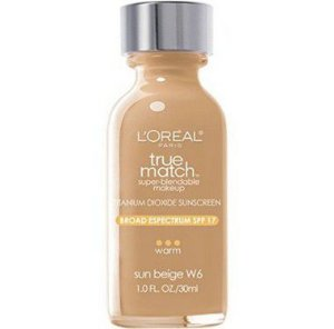 Base Loréal True Match W6 Sun Beige 30ml