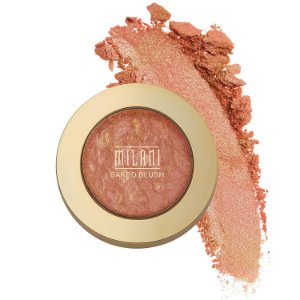 Blush Baked Powder Blush 02 Rose DOro - Milani