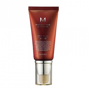 BB Cream Missha Perfect Cover 29 Caramel Beige 50ml
