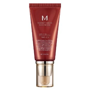 BB Cream Perfect Cover 23 Natural Beige 50ml - Missha