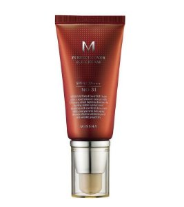 BB Cream Missha Perfect Cover 31 Golden Beige 50ml