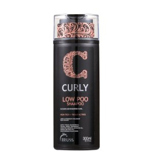 Shampoo Truss  Low Poo Curly 300ml