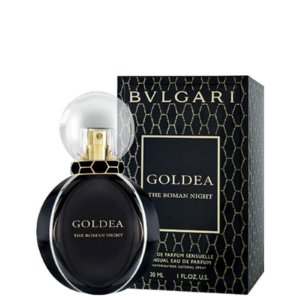 Bvlgari Goldea The Roman Night Feminino Eau de Parfum 30ml