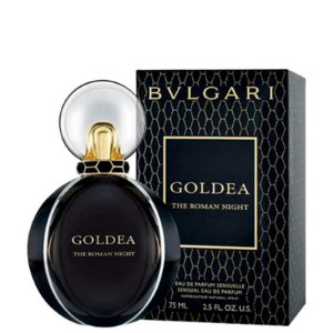 Bvlgari Goldea The Roman Night Eau de Parfum Feminino 75ml