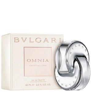 Omnia Crystalline Eau de Toilette Feminino 65ml - Bvlgari