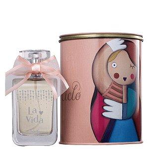 Perfume Deo Colônia La Vida Feminino 100ml - Ciclo