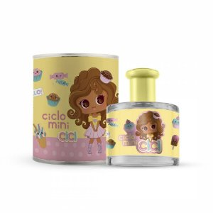 Deo Colonia Cici Mel Ciclo Mini Infantil 100ml