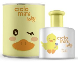Colônia Mini Baby Queque 100ml - Ciclo