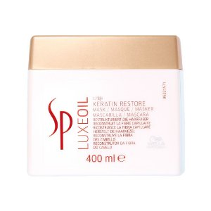 Máscara SP Luxe Oil Keratine Restore 400ml - Wella
