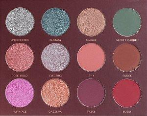 Paleta de Sombra By Oceane 12 Shades 21.5g - Mariana Saad