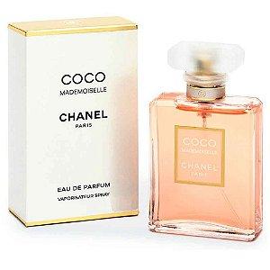Coco Mademoiselle Chanel Feminino Eau de Parfum 50ml