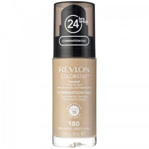 Base ColorStay 180 Sand Beige 30ml - Revlon