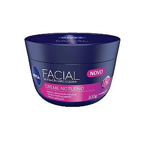 Hidratante Facial Noturno com Vitamina B5 100ml - Nivea