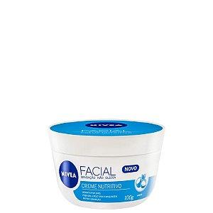 Hidratante Facial Creme Nutritivo 100g - Nivea