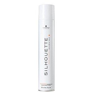Spray Fixador Schwarzkopf Silhouette Fixação Flexível 500ml
