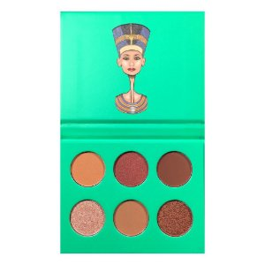 Paleta De Sombras Juvias The Nubian Mini 7.2g