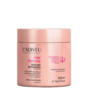 Máscara Hair Remedy - Cadiveu 500ml