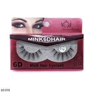 Cílios Postiços Mink 6D Hair - Taimeier