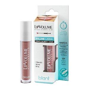 Gloss Labial Lip Volume Hialurônico Nude - Blant
