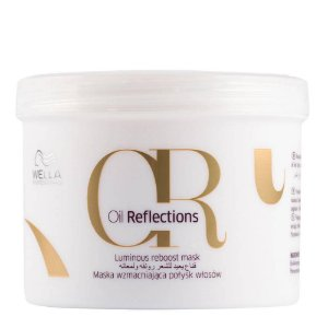 Máscara Oil Reflections Mask 500ml Wella