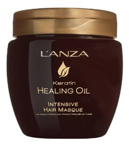 Máscara Intensive Keratin Healing Oil 210ml - Lanza