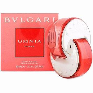 Perfume Bvlgari Omnia Coral EDT Feminino 65ml