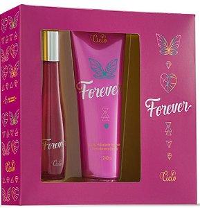 Kit Forever By Luciano Martins Deo Colônia Feminina - Ciclo