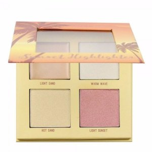 Paleta de Iluminador Light Sunset HB-7504/L Ruby Rose