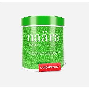 Suplemento Alimentar Beauty Drink Maça Verde - Naara 270g