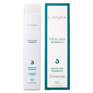 Shampoo Healing Strength White Tea 300ml - Lanza