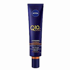 Creme Facial Noturno Antissinais Q10 Plus C Nivea 40g