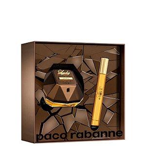 Kit Lady Million Privé EDP Feminino Paco Rabanne