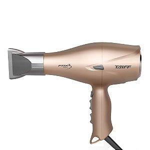 Secador de Cabelos Fox Ion 3 Dourado 2200W 220V - Taiff