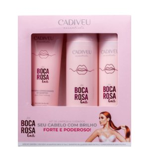 Kit Boca Rosa Hair Quartzo - Cadiveu