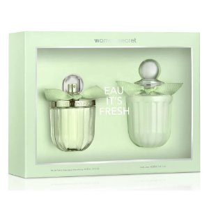 Kit Eau Its Fresh EDT Feminino 100ml - Women'Secret