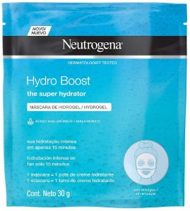 Máscara Facial Hidrogel Hydro Boost - Neutrogena