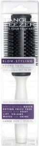Escova Round Tool Large Size Black - Tangle Teezer