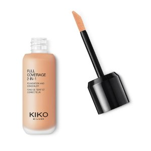 Base Full Coverage 2-In-1 WR30 - Kiko Milano
