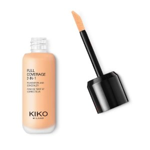 Base Full Coverage 2-In-1 WB25 - Kiko Milano