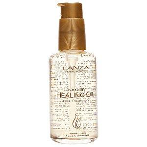 Finalizador Keratin Healing Oil Hair Treatment - Lanza