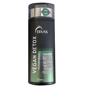 Shampoo Vegan Detox 300ml - Truss