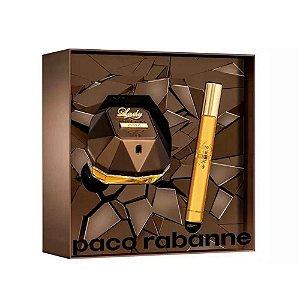 Kit Lady Million Privé Eau de Parfum 80ml - Paco Rabanne