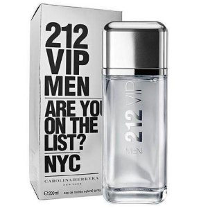 212 VIP Men Eau de Toilette 200ml - Carolina Herrera