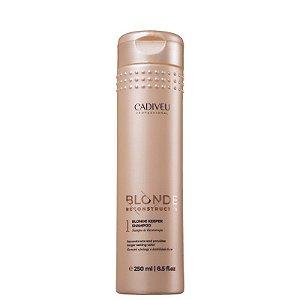 Shampoo Blonde Keeper Reconstructor 250ml - Cadiveu