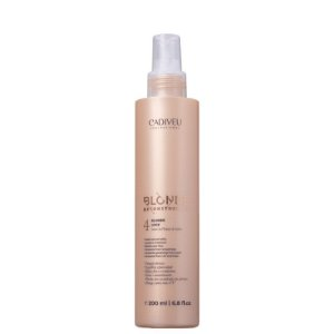 Leave In Blonde Lock Reconstrutor 200ml - Cadiveu