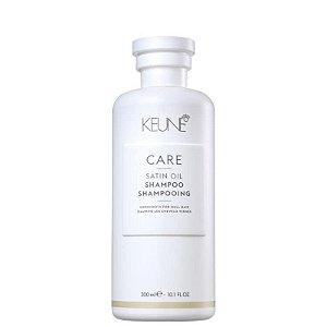 Shampoo Keune Care Satin Oil 300ml - Keune